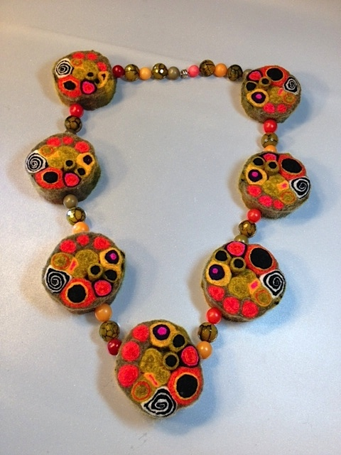 Jewelry by Deb Tewell Milkweed Designs