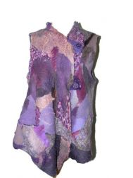 Nuthin' But Purple 4-Way Vest