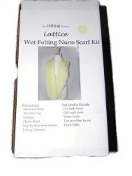 Nuno Scarf Kit - Lattice