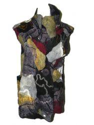 Textured 4-Way Vest