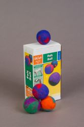 Felt Balls wet felting kit