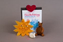 Introduction to Needle Felting kit