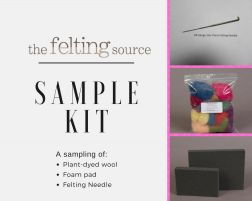 Sample supply kit