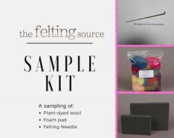 Sample supply kit